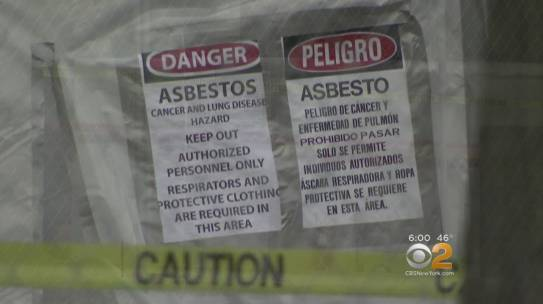 NY Asbestos Inspectors Charged in Fraud Scheme